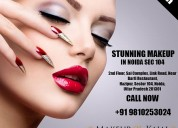 Bridal makeup artist in noida sector 104