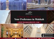 Hotels in mecca