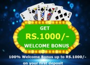 Play poker online games , win real cash - bunga365