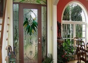 Aluminium glass partition doors in coimbatore