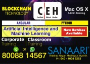 Blockchain technology training in hyderabad
