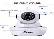 360 auto-rotating wireless cctv camera (lowest pri