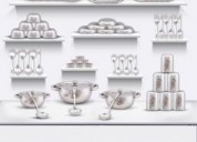 buy stainless steel dinner set online @ezmall