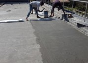 V S Enterprises - Terrace Waterproofing Solution|