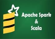 Best spark-scala classroom training institute in k