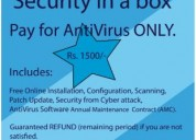 Antivirus security box
