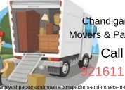 Packers and mover in chandigarh |100% safe