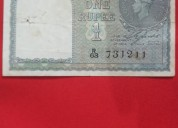 Rare old indian note sell
