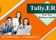 Join tally erp9 training course institute in delhi