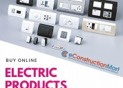 Online electric products at econstructionmart