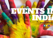 Events in india