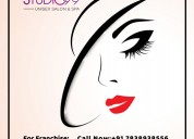Beauty salon franchise opportunity in mumbai