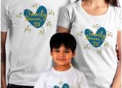 Family t shirts india