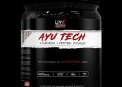 World's 1st ayurvedic protein