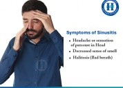 homeopathy treatment for sinusitis in bellary