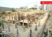 Flats for sale in mahagun montage crossing republi