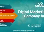Digital marketing training in mohali, chandigarh &