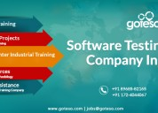 Software testing training in mohali, chandigarh &