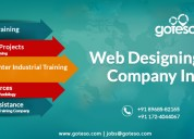 Web designing training in mohali, chandigarh & pan