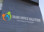 Shared Office | Best Coworking space