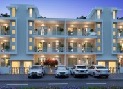 2bhk with study room residential floors
