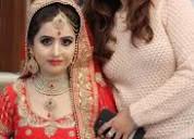 Bridal make up artist in chandigarh