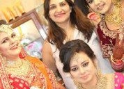 Make up artist in chandigarh