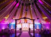 Plan a stress-free wedding.  we are best event pla
