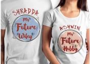 Pre-wedding t shirts