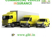 Commercial vehicle insurance online in india