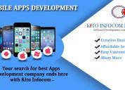 mobile apps development delhi india