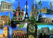 Book europe group tours travel packages from delhi