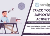 Employee monitoring software in gurgaon
