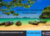 Andaman & nicobar island tour packages