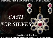 Cash for Silver Exchange | Scrap and Old Silver Bu