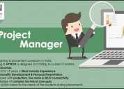 Project management training in gurgaon