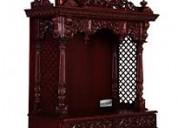 Wooden mandir, wooden temple