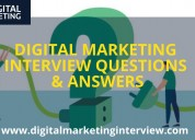 Digitalmarketinginterview  content for free ads