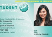 Live life king-size with isic travel card