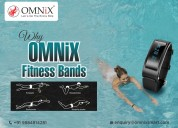 Why omnix fitness band?