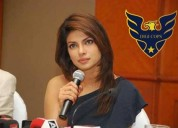 Priya golani big name for social work