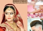 Call +91-9999129932 professional hd makeup noida