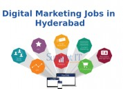 Digital marketing jobs in hyderabad