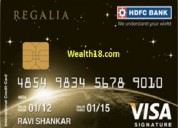 Hdfc bank regalia credit card cashback