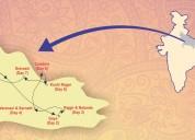 Irctc buddhist circuit train