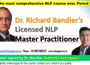 Nlp workshop | neuro linguistic programming certif