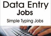 Work from home online data entry work earn 2000/-p