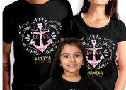 Family t shirts online