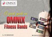 Omnix fitness band
