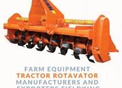 Fieldking rotavator | tractor rotavator fieldking
